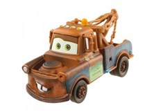 Disney Cars 3 Die Cast Fighting Face Mater